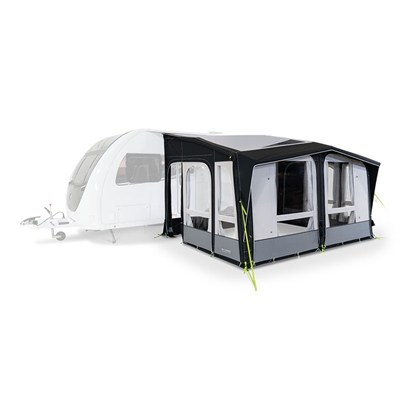 Kampa Dometic Club AIR Pro 390 Caravan Awning 2020  - Click to view a larger image