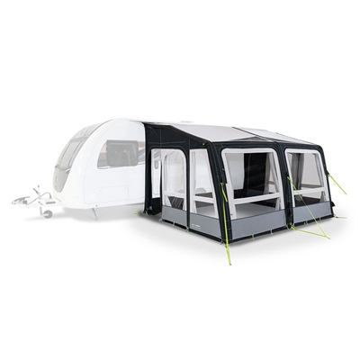 Kampa Dometic Grande AIR Pro 390 Caravan Awning 2020  - Click to view a larger image