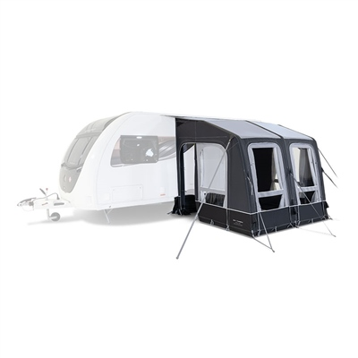 Kampa Dometic Rally AIR All Season 260 Caravan Awning 2020  - Click to view a larger image