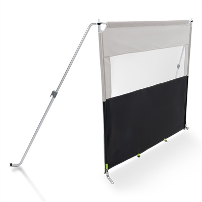 Kampa Dometic Pro Windbreak 1 Panel 2020   - Click to view a larger image