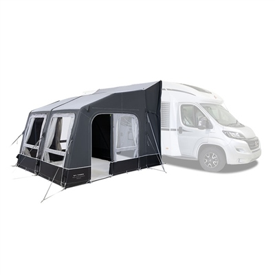 Kampa Dometic Rally AIR All Season 330 Driveaway Awning 2020  - Click to view a larger image