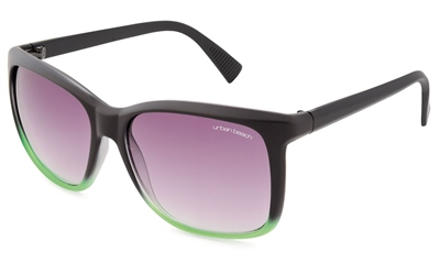 Urban Beach Green Sunglasses  - Click to view a larger image