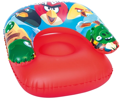 Bestway Angry Birds Inflatable Chair   - Click to view a larger image