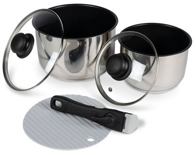 Kampa Dometic Stacker Cook Set  - Click to view a larger image