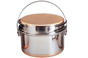 Wynnster Copper Bottom Pot Pan Medium Campingworldcouk