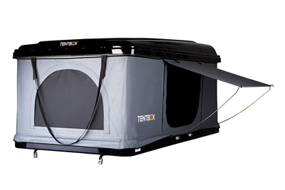 TentBox Original Hard Shell Roof Tent 2020  - Click to view a larger image