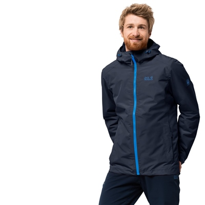 Jack Wolfskin Chilly Morning Men's Jacket   - Click to view a larger image