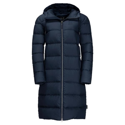 Jack Wolfskin Crystal Palace Womens Down Coat   - Click to view a larger image