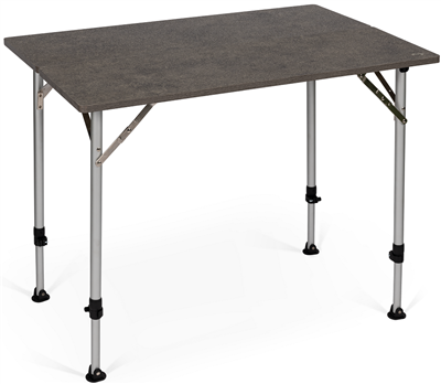 Kampa Dometic Zero Concrete Medium Table  - Click to view a larger image