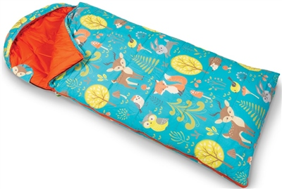 Kampa Childrens Sleeping Bag  - Click to view a larger image