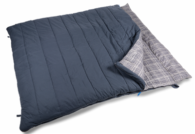 Kampa Constance Double Sleeping Bag  - Click to view a larger image