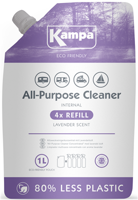 Kampa Interior All Purpose Cleaner  - Click to view a larger image