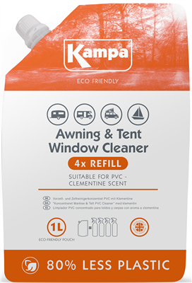Kampa Awning & Tent Window Cleaner  - Click to view a larger image