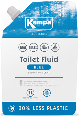 Kampa Blue Toilet Fluids  - Click to view a larger image