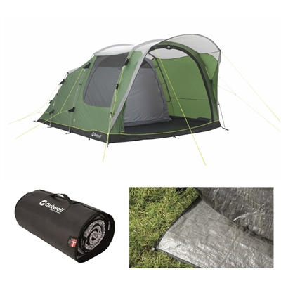 Outwell Franklin 5 Tent Package Deal 2020  - Click to view a larger image