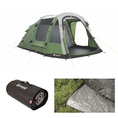 Outwell Dayton 5 Tent Package Deal 2020  - Click to view a larger image