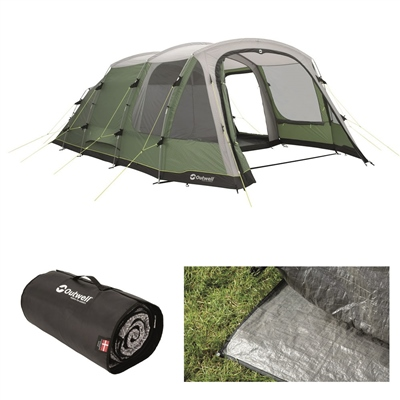 Outwell Collingwood 6 Tent Package Deal 2020  - Click to view a larger image