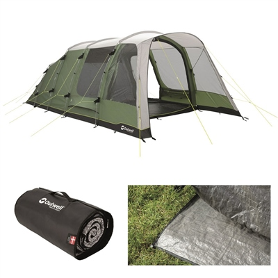 Outwell Willwood 5 Tent Package Deal 2020  - Click to view a larger image