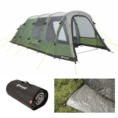 Outwell Mallwood 5 Tent Package Deal 2020  - Click to view a larger image