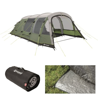 Outwell Mallwood 7 Tent Package Deal 2020  - Click to view a larger image