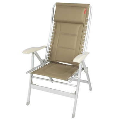 Crusader Luxury Padded Recliner   - Click to view a larger image