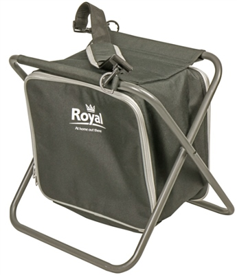 Royal Stool With 20L Cool bag   - Click to view a larger image