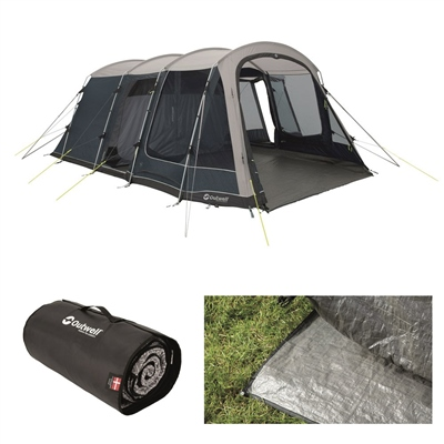Outwell Montana 6P Tent Package Deal 2020  - Click to view a larger image