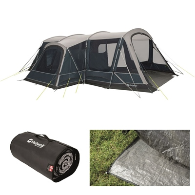 Outwell Bayland 6P Tent Package Deal 2020  - Click to view a larger image