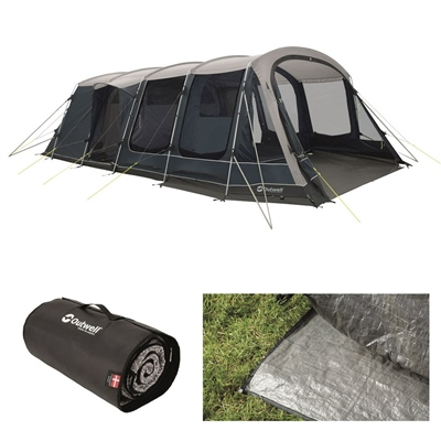 Outwell Vermont 7P Tent Package Deal 2020  - Click to view a larger image