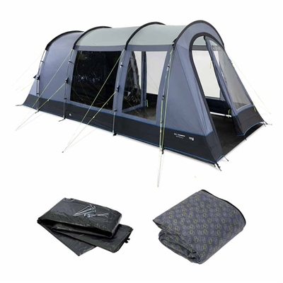 Kampa Dometic Wittering 4 Tent Package 2020  - Click to view a larger image