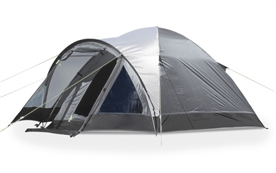 Kampa Dometic Brighton 3 Tent 2020 - Grey  - Click to view a larger image