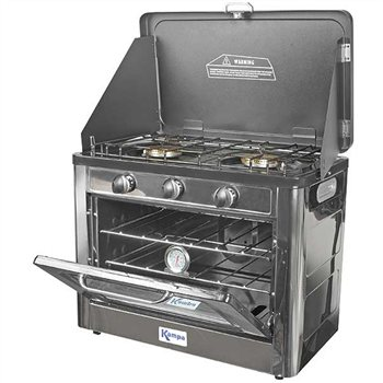 Kampa Roast Master Gas Hob & Oven 2019  - Click to view a larger image