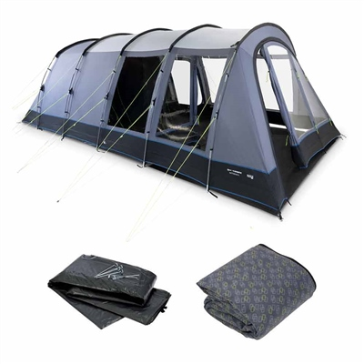 Kampa Dometic Wittering 6 Tent Package 2020  - Click to view a larger image