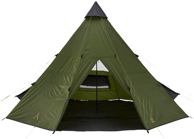 Grand Canyon Black Falls 8 Tipi Tent 2020  - Click to view a larger image