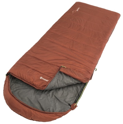 Outwell Canella Lux Sleeping Bag  - Click to view a larger image