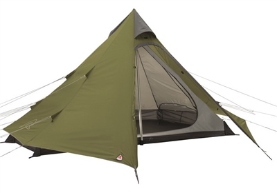 Robens Green Cone Tipi 4 Tent 2021  - Click to view a larger image