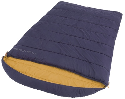 Easy Camp Moon Sleeping Bag Double  - Click to view a larger image