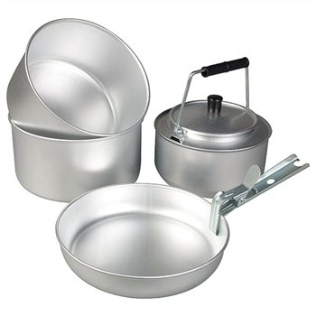Kampa Dometic Nosh Cookset  - Click to view a larger image
