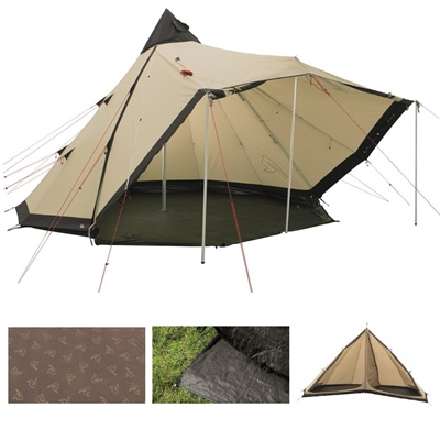 Robens Chinook Ursa Tent Package Deal 2020  - Click to view a larger image