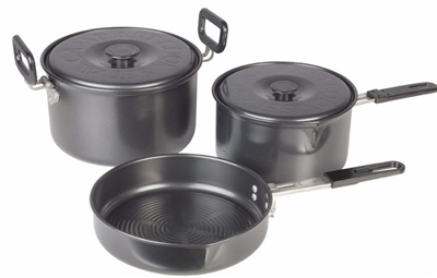 Kampa Chow Cookset   - Click to view a larger image