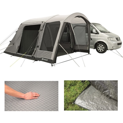 Outwell Jonesville 290SA Drive-away Awning Package Deal 2020  - Click to view a larger image