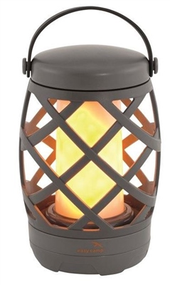 Easy Camp Pyro Artificial Flame Lantern  - Click to view a larger image