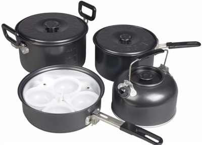 Kampa Dometic Gastro Cookset   - Click to view a larger image