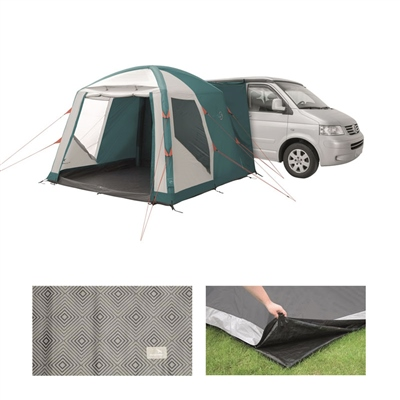 Easy Camp Podium Air Driveaway Awning Package Deal 2020  - Click to view a larger image