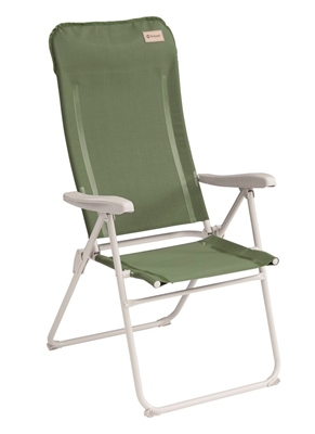 Outwell Cromer Green Vineyard Chair  - Click to view a larger image