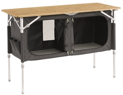 Outwell Padres Double Kitchen Table  - Click to view a larger image