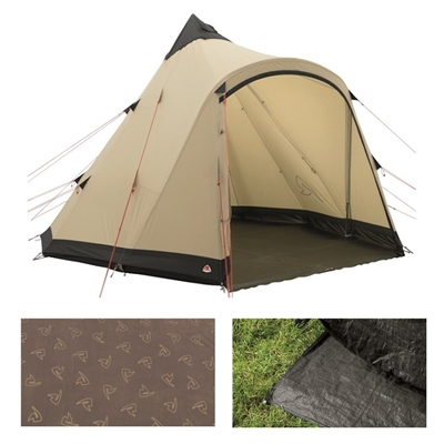 Robens Trapper Chief Tent Package Deal 2020  - Click to view a larger image