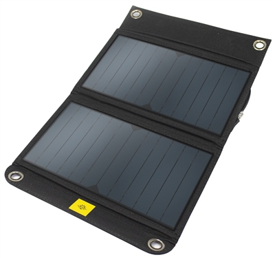 Powertraveller Kestrel 40 Solar Charger   - Click to view a larger image