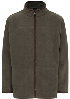 Champion Berwick Mens Fleece Jacket Olive  - Click to view a larger image