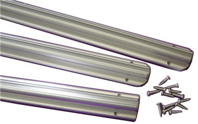 Streetwize Alloy Awning Rail   - Click to view a larger image